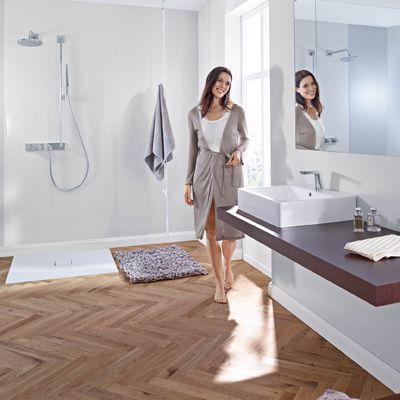 Badezimmer - Ihr Sanitärinstallateur aus Buchholz - Brock Gebäudetechnik
